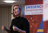 The Sweden-China Entrepreneurship Forum 2019